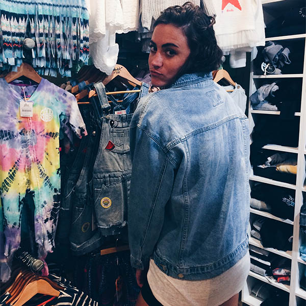 Denim jackets might not be for everyone after all